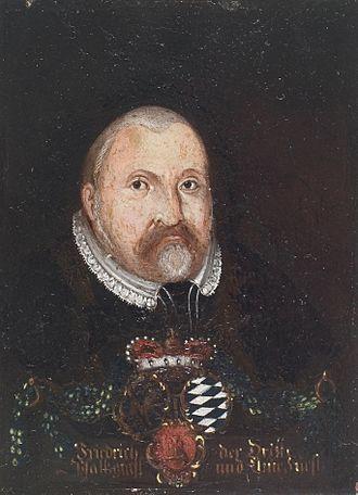 Frederick III, Elector Palatine - Frederick III, Elector Palatine