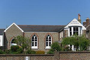 Littlehampton Friends Meeting House - Image: Friends Meeting House, Littlehampton (NHLE Code 1027811)