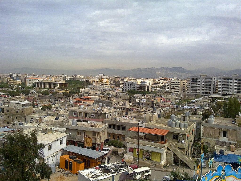 Libanonfjellene