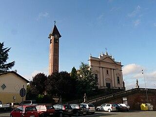 Frugarolo Comune in Piedmont, Italy