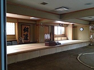 Fujishima stable (2010) - Image: Fujishima stable 2
