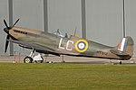 Full Size Mock-up Spitfire I 'R9612 - LC' (40122294061).jpg