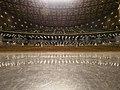 Fumon Hall Arena and Black stage floor 2018.jpg
