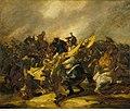 Géricault - A Charge of Cuirassiers, c. 1822 - c. 1823.jpg