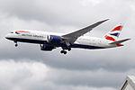 G-ZBJD Boeing 787 British Airways (14787114662).jpg