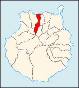 Moya, Las Palmas - Image: GC Moya
