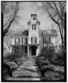 GENERAL VIEW - Paschal-Sammons House, Maple Avenue, Eatonton, Putnam County, GA HABS GA,119-EAT,1-1.tif