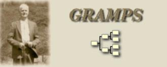 Gramps - Image: GRAMPS logo