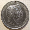 GREAT BRITAIN -KING WILLIAM IV CORONATION MEDALLION 1831 a - Flickr - woody1778a.jpg
