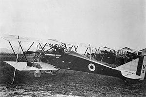 Gabriele D'Annunzio in an Ansaldo SVA-9 2-seater.jpg