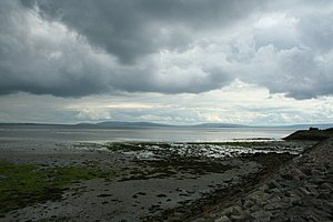 Galway Bay - Image: Galway Bay from Salthill