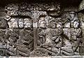 Gandavyuha - Level 3 Balustrade, Borobudur - 065 South Wall (8601356577).jpg
