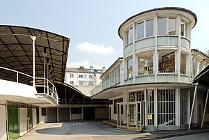 Architekten Düsseldorf architektur der 1950er jahre in düsseldorf