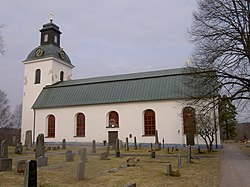 Garpenberg church