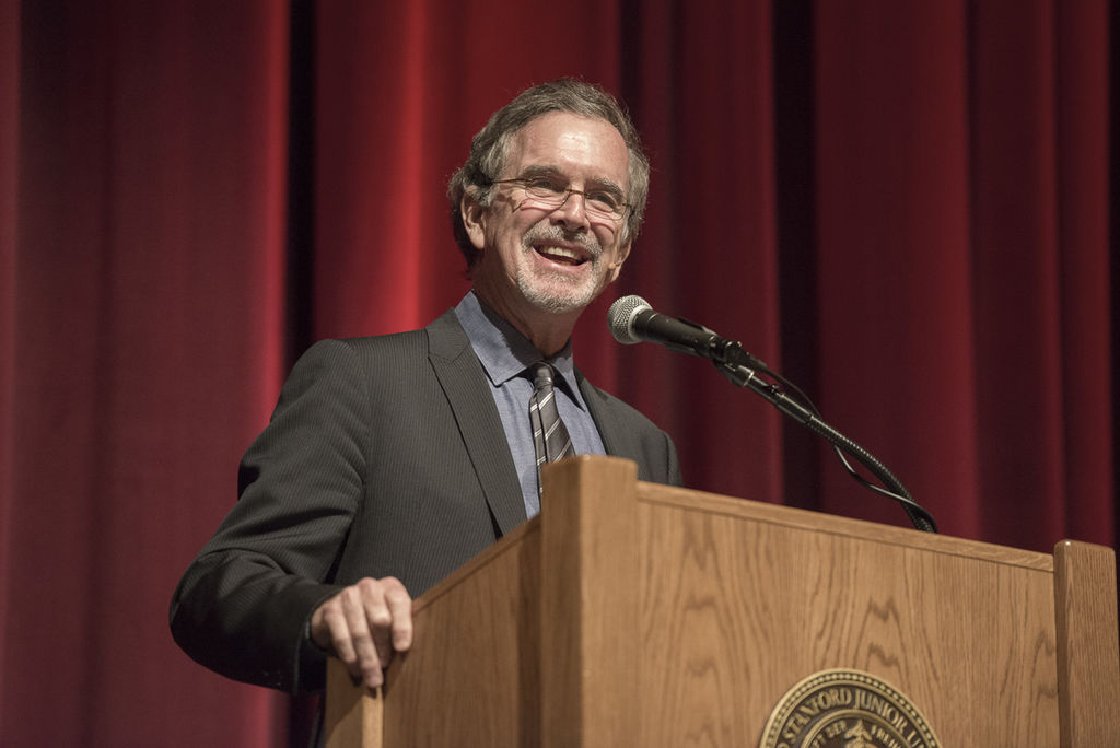 Garry Trudeau 2014 Stanford University (uncropped)