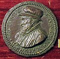 Gasparo romanelli, medaglia di pier vettori, 1578.JPG