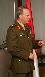 former Luxembourgian Chief of Defence