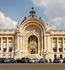 Petit Palais Wikipedia
