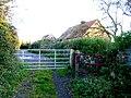 Gates at Sheepway - geograph.org.uk - 1054479.jpg