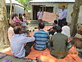 Gathering in a meeting of villagers in an Bangladeshi village 2015 44.jpg
