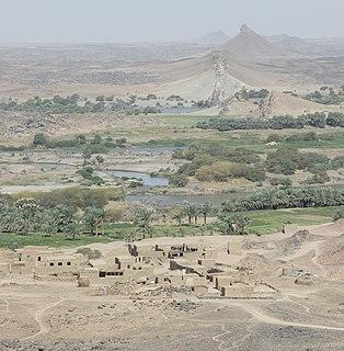 South Saharan steppe and woodlands