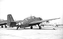 General Motors TBM-3E at NAS Alameda in March 1946 (11767760345).jpg