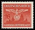 Generalgouvernement 1943 D29 Dienstmarke.jpg
