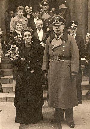 Kurt Schmidt - Image: Generalleutnant Kurt Schmidt, 10 april 1943