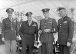 Generals Sanders, Royce and Weyland with Lord Trenchard.JPG