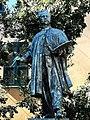 Genova-Sampierdarena, monumento al pittore Nicolò Barabino di Augusto Rivalta.jpg