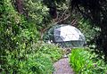 Geodesic dome housing fern collection, Attadale Gardens nr. Strath Carron. - panoramio.jpg