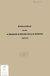 Entstehung und Entwicklung der Urpfarrei Sachsen bei Ansbach