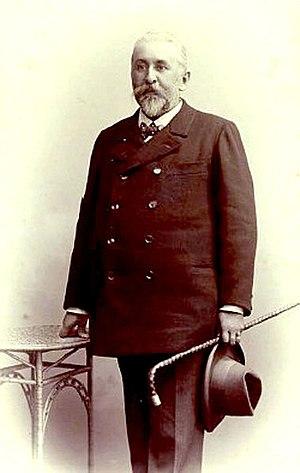George Armitstead (mayor) - Image: George Armitstead