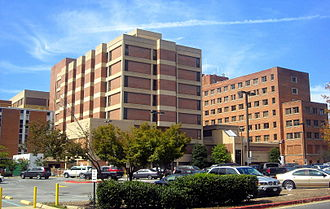MedStar Georgetown University Hospital - Pasquerilla Healthcare Center, the Gorman Building, and the Marcus Bles Building