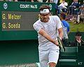 Gerald Melzer – Wimbledon Qualifying 2016 – 3.jpg