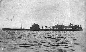 SM U-53 - Image: German submarine SM U 53