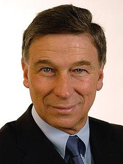 Gerold Bührer Swiss politician