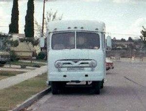 Multi-stop truck - Image: Gerstenslager bookmobile