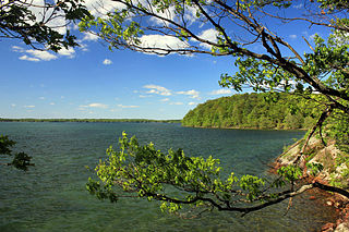 Wellesley Island State Park State park in New York, United States