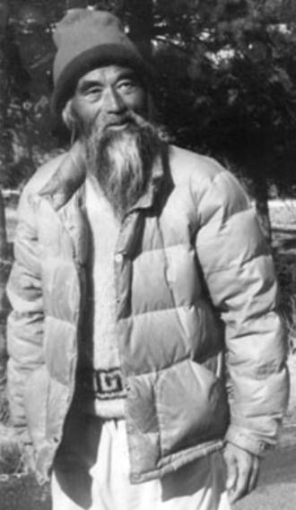 Gia-Fu Feng - Gia-Fu Feng, c. 1984.