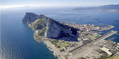 Rock of Gibraltar as day trip from Marbella