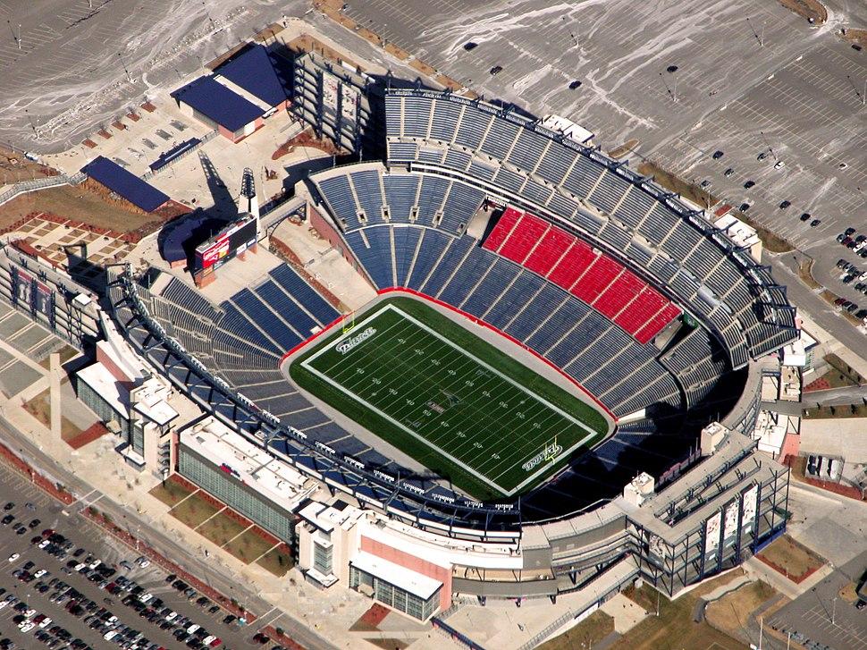Gillette Stadium Foxboro