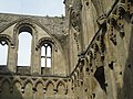 Glastonbury Abbey Lady Chapel architecture detail.jpg