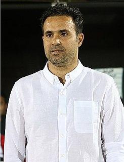 Mohammad Nosrati Iranian footballer