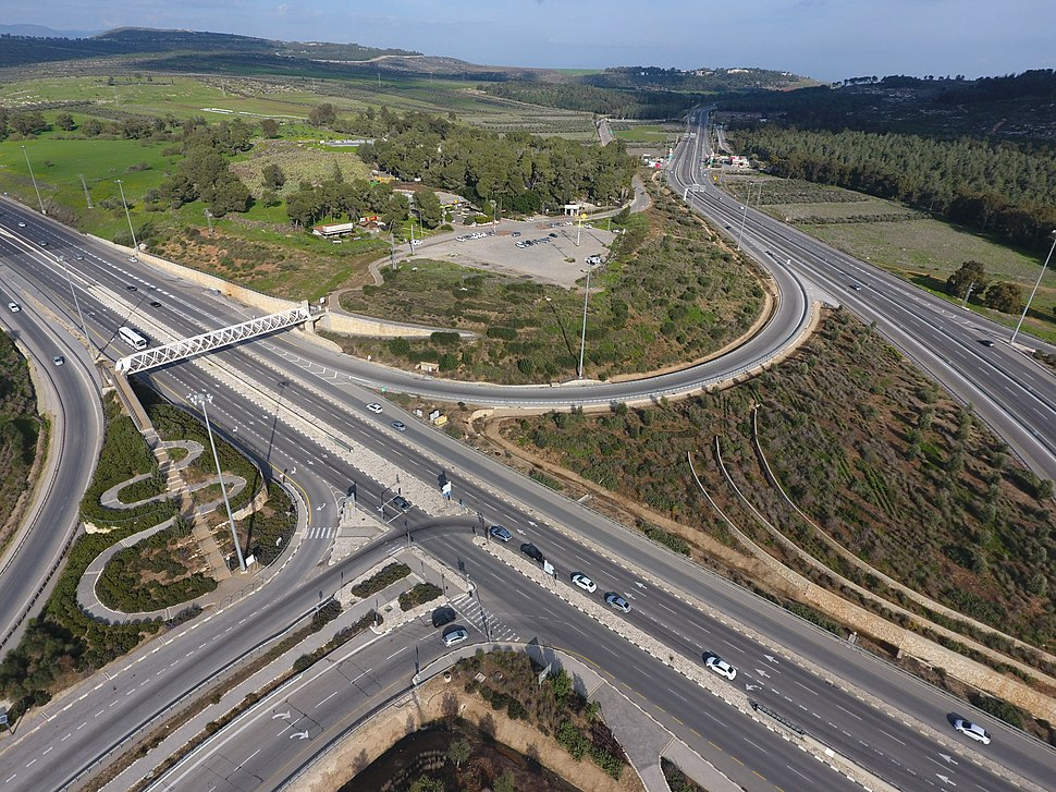 Golani interchange 0019