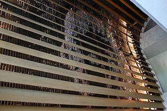 Kleines Festspielhaus - Image: Goldene Wand