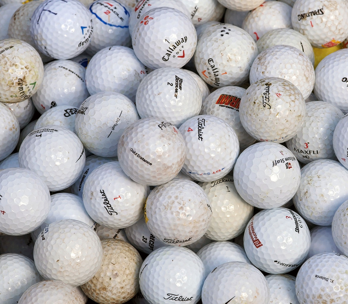 File:Golf balls kallerna.JPG - Wikimedia Commons Golf Balls