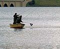 Gone fishing. - geograph.org.uk - 482155.jpg