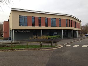 Gordano School - Image: Gordano School 01