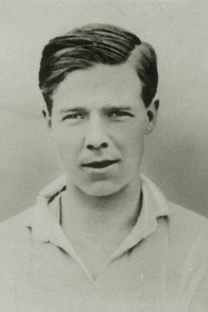 Gordon Johnstone (footballer) - Johnstone while with Brentford in 1923.